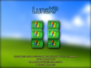 LunaXP Orb for Windows 7